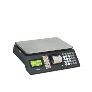 Cash register scale