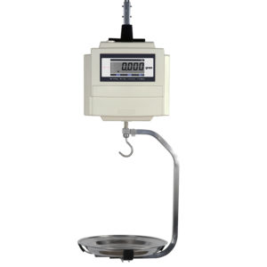 Commercial suspended scale