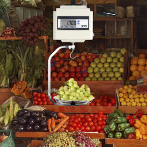 Fruit shop scale