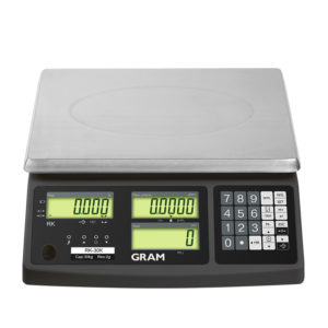 High connectivity bench scale