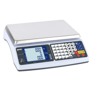 Multi-function commercial scale