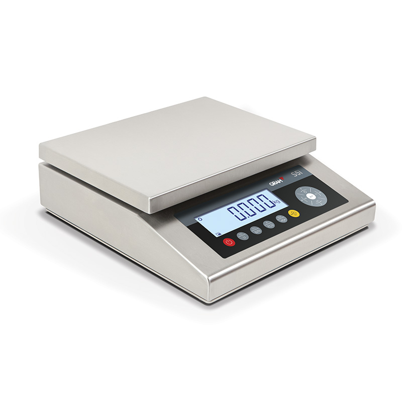 Stainless steel scale