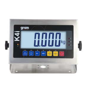Stainless scale indicator
