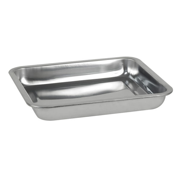 Deep plate for retail scales